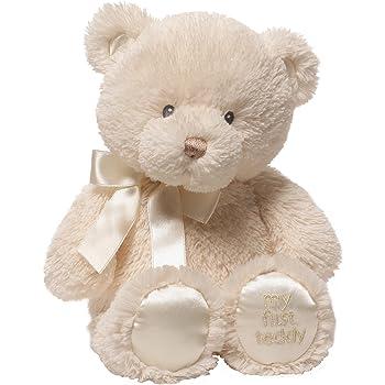 Rosa Francese Enesco Peluche Gund Baby il Moi Primo Teddy Poliestere 20.5x20.5x29 cm Rosa 29 cm