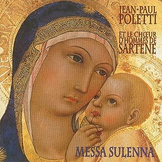 Messa Sulenna by Jean-Paul Poletti
