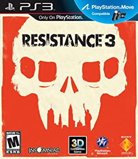 Resistance Game Ps3