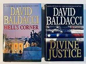 2 Books! 1) Hell's Corner 2) Divine Justice
