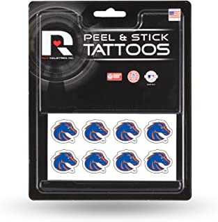 Rico Industries NCAA Face Tattoos, 8-Piece Set