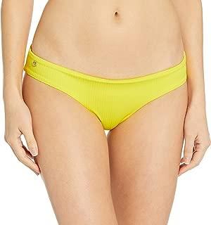 Maaji Women's Reversible Sublime Signature Cut Bikini Bottom Swimsuit