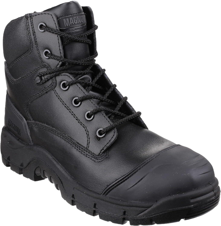 Magnum Mens Roadmaster Safety Boot Black Size UK 6 EU 39