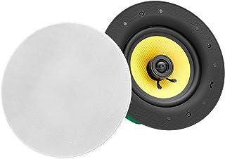"""Pronomic CLS high-end weefsel luidspreker - 2-weg coaxiale plafond luidspreker box - met of zonder Bluetooth - 5,5"""", 6,5 i..."""