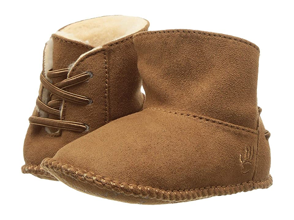 Bearpaw Kids Kaylee (Infant) (Hickory) Girl