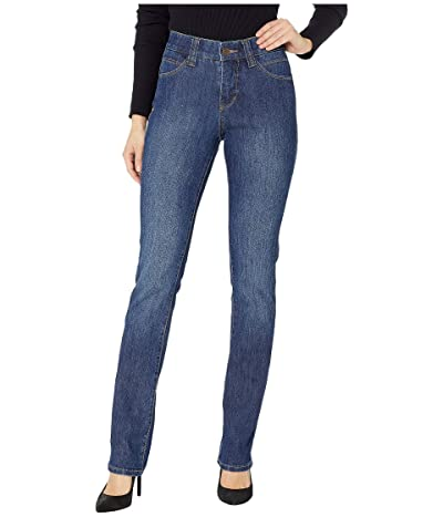 Jag Jeans Opal Straight Jeans (Blue Shadow) Women