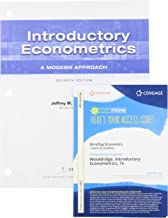 Bundle: Introductory Econometrics: A Modern Approach, Loose-leaf Version, 7th + MindTap, 1 term Printed Access Card