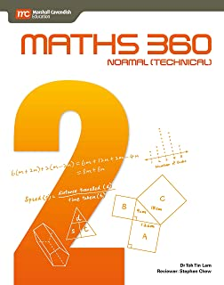 Maths 360 Textbook (NT) Secondary 2