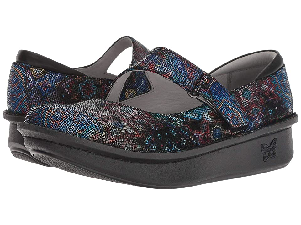 Image of Alegria Dayna Professional (Beauty Blur) Women's Maryjane Shoes