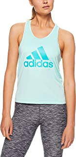 Adidas Women's D2M Logo Tank