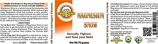 HEALTH AND WISDOM Magnesium Snow, 75 Gram