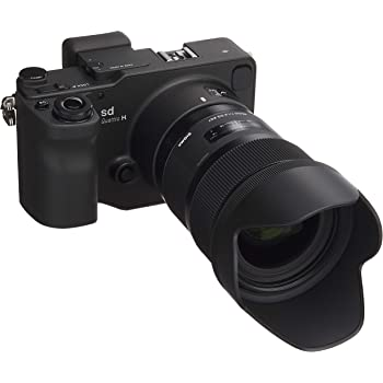 SIGMA ミラーレス一眼 sd Quattro H & Art 35mm F1.4 DG レンズキット