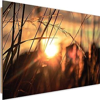 : poster coucher de soleil