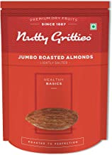 Nutty Gritties California Roasted Almonds, Lightly Salted - 200g