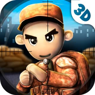 Mini Army Military Shooter: Toy Soldiers Defense | Tactics and Strategy Troops Placement App