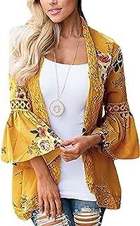 Best women's floral cardigan Reviews