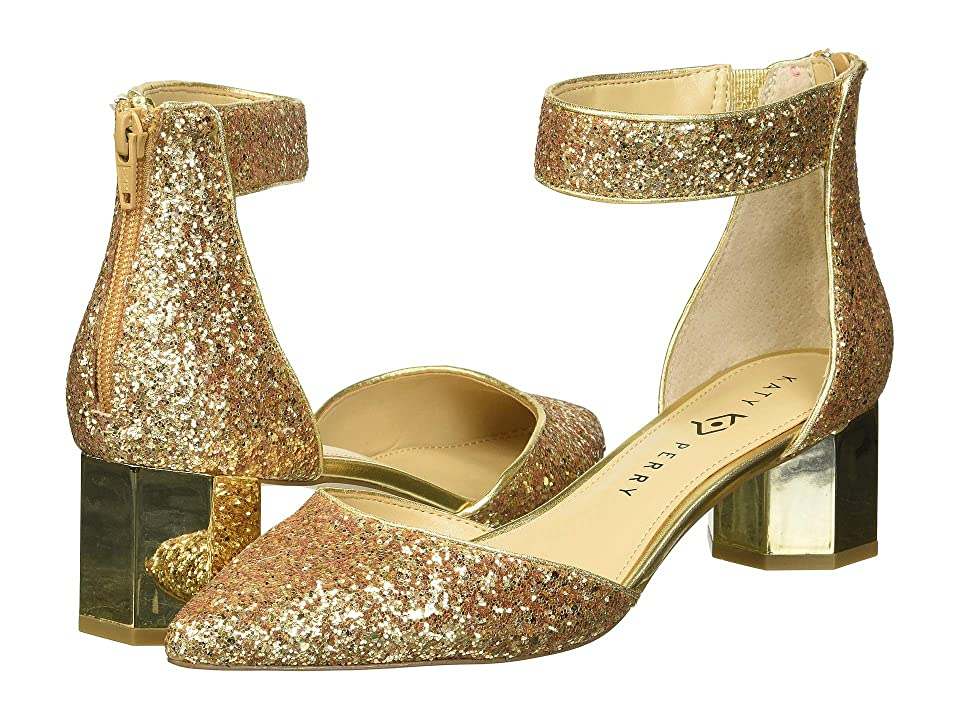 Katy Perry The Jo (Gold Chunky Glitter) Women