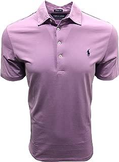 RALPH LAUREN Polo Golf Short Sleeve Pima Cotton Polo Shirt