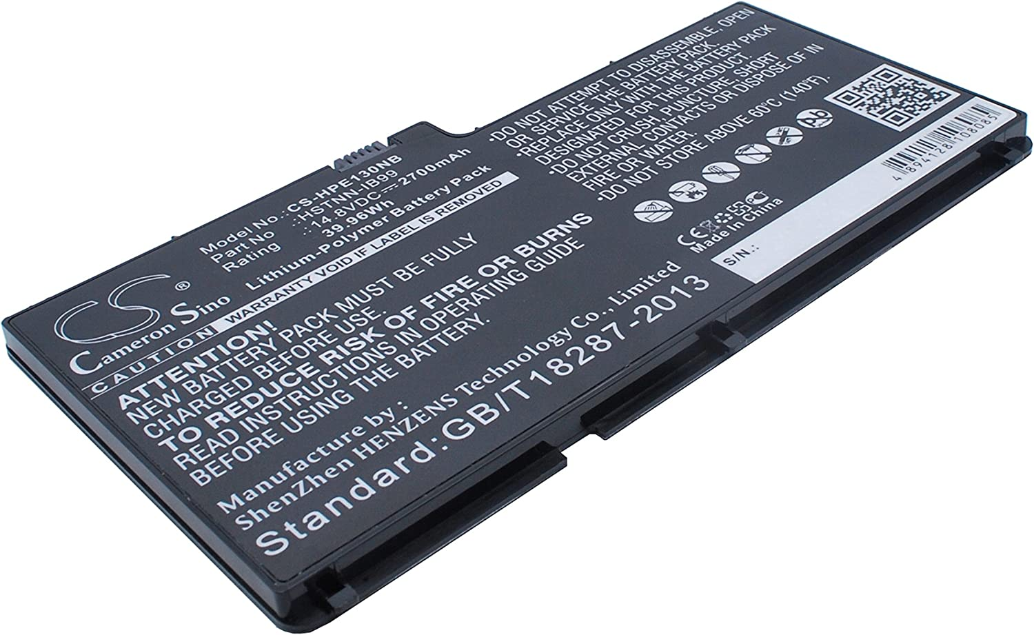 2700mAh Battery Replacement Memphis Mall for Courier shipping free shipping Envy HP 13-1030NR 13T-1000