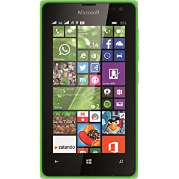 Nokia Lumia 532 Dual-SIM 10,2 cm (4