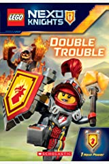 Double Trouble (LEGO NEXO Knights: Chapter Book) Kindle Edition