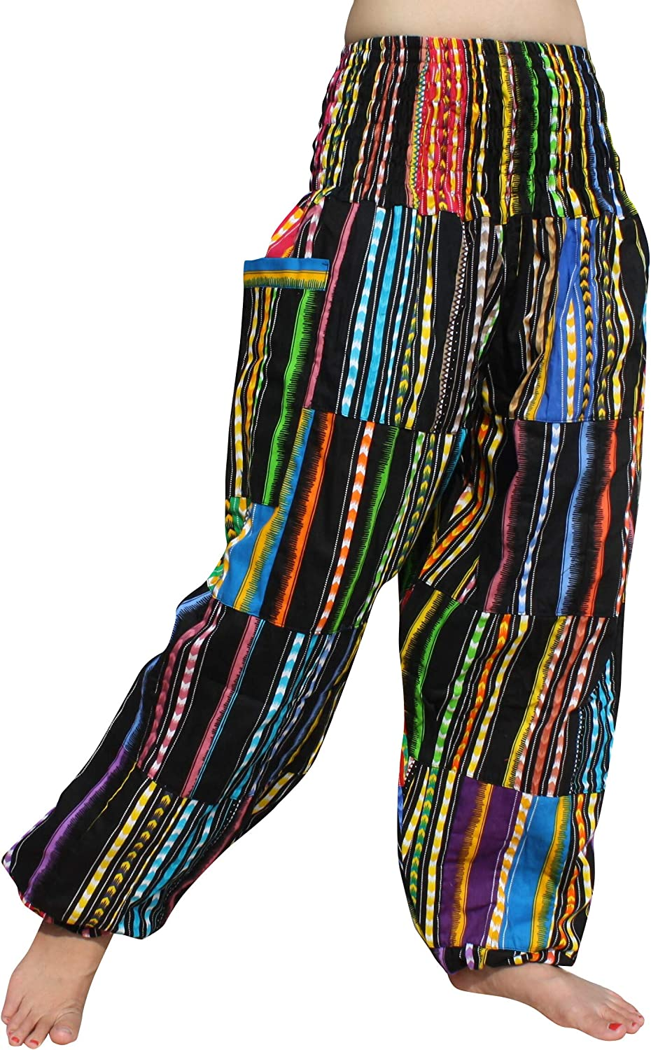 Full High quality new Funk specialty shop Smock Waist African Elastic Long Dashiki H Patch