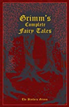 Grimm's Complete Fairy Tales (Leather-bound Classics)