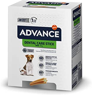 Advance Advance Snacks Dental Care Stick Mini para Perro - 360 gr