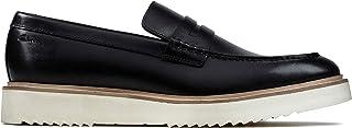 حذاء سهل الارتداء للرجال من كلاركس، مقاس 9.5 UK, (اسود), 9.5 UK