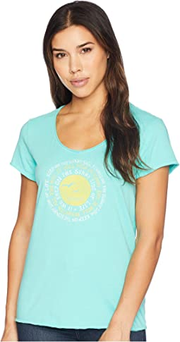 Keep On the Sunny Side Smooth Tee