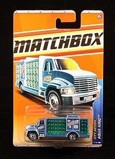 Matchbox Aqua King Blue City Action Series (#12 of 14) 2011 Basic Die-Cast Vehicle (#71 of 100)