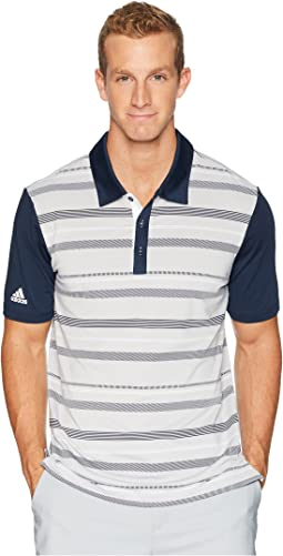 Ultimate Novelty Stripe Polo