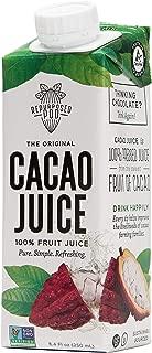 cacao pod juice