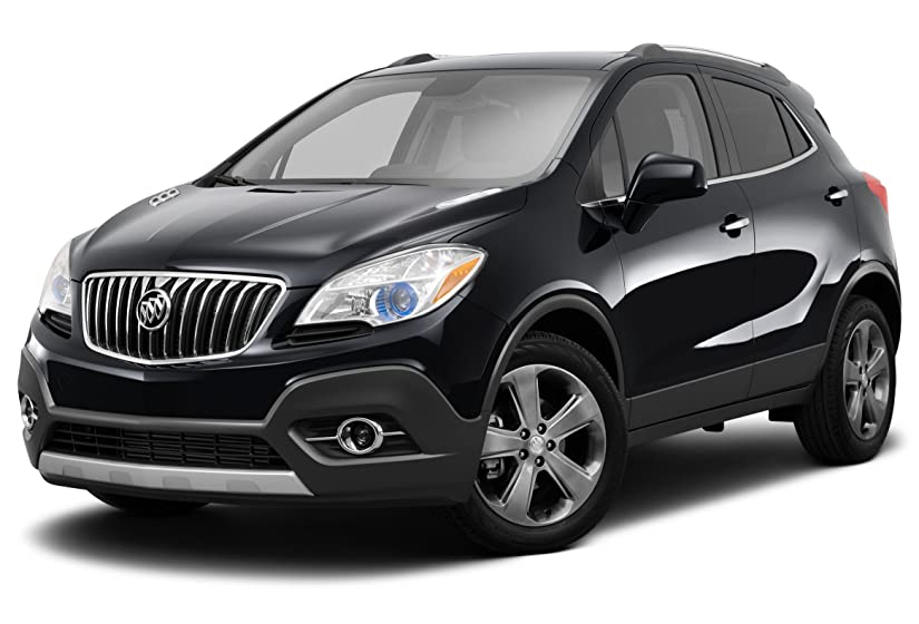 buick encore tow weight