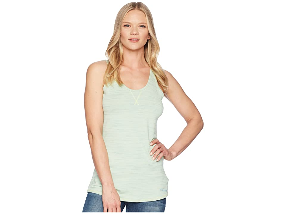 Marmot Collins Tank Top (Honeydew) Women