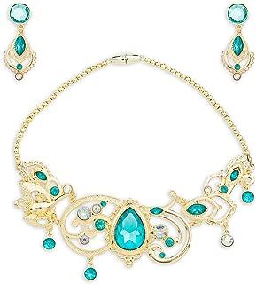 Disney Jasmine Jewelry Set for Girls Gold
