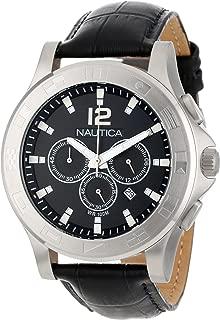 Nautica Unisex N21548G NCS 801 Classic Analog with Enamel Bezel Watch