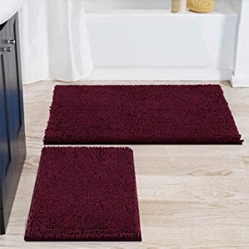 Brand New Retreat Oversized Reversible Super Absorbent Bath Mat
