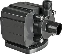 Danner Manufacturing, Inc. Pondmaster Pond-Mag, Magnetic Drive Water Pumps, 500 GPH Pond Pump 18-Foot Cord, #02525