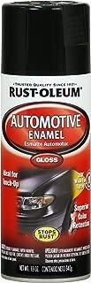Rust-Oleum Not Available 252462 Automotive 12-Ounce Enamel Spray Paint, Gloss Black