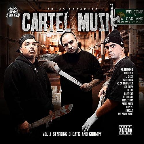 Cartel Muzik Vol. 1 [Explicit] by Cheats & Grumpy on Amazon ...