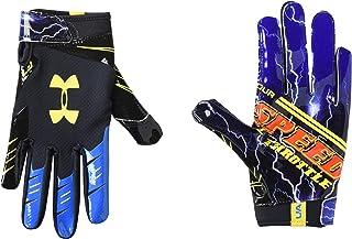 قفازات كرة القدم F7 للشباب بإصدار محدود من Under Armour للأولاد