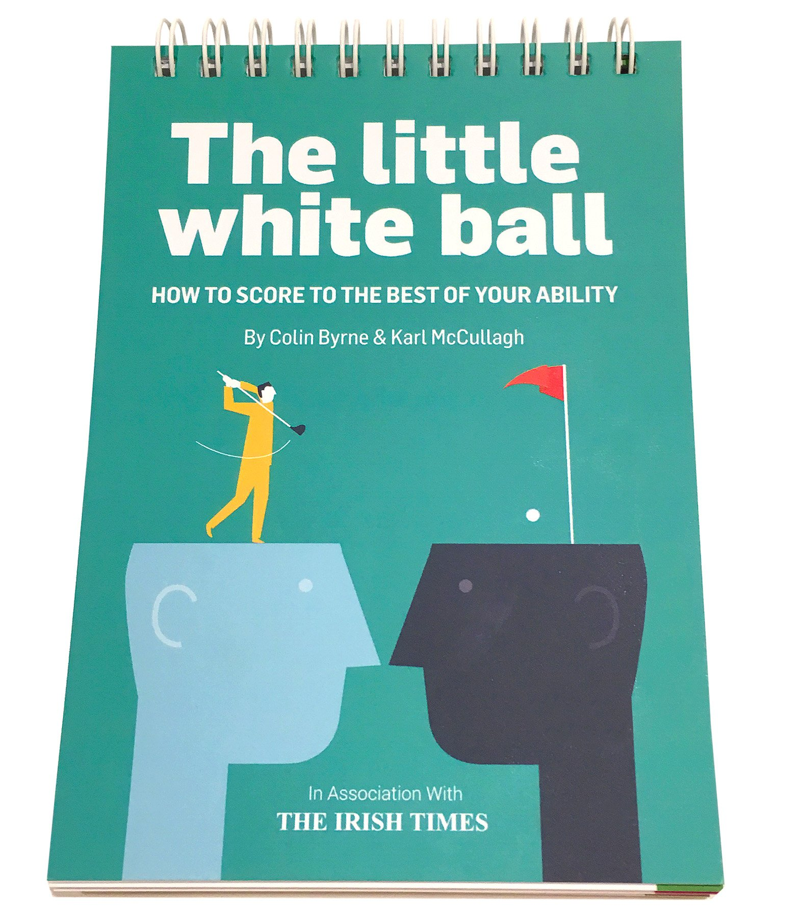 Image OfThe Little White Ball: How To Score To The Best Of Your Ability (English Edition)