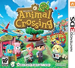 Animal Crossing: New Leaf - 3Ds