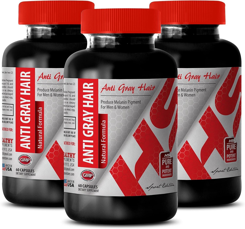 Folic Acid with b12 - Anti Gray Skin and Max 89% OFF Natural Hair Formula Max 72% OFF