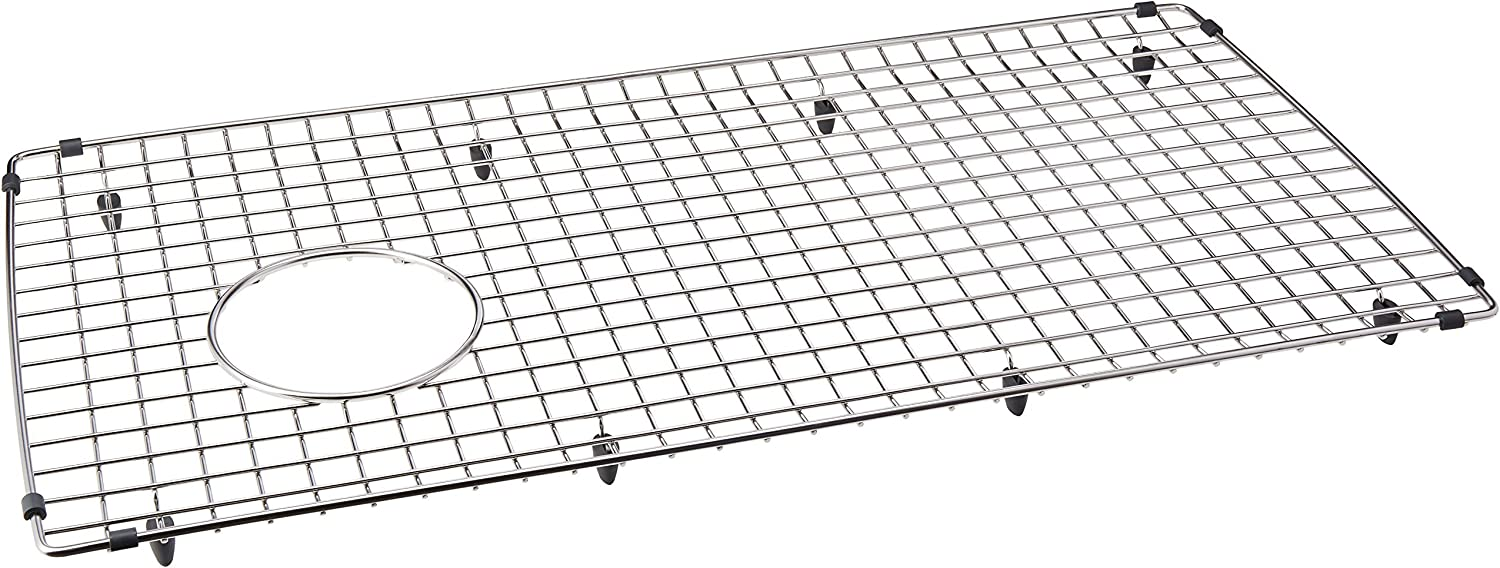 whiteo America 221010 Stainless Steel Sink Grid - Fits Diamond Super Single Bowl