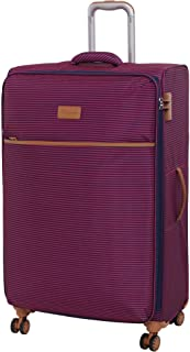 IT Luggage Divinity 8 roues léger semi Expander cabine avec serrure TSA 58 cm,