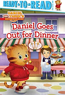 Daniel Goes Out for Dinner (Ready-to-Read. Pre-level 1, Daniel Tigers Neighborhood)