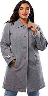 Women's Plus Size Plush Fleece Jacket