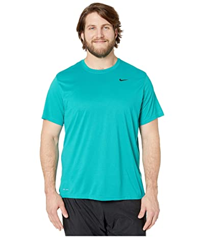 Nike Legend 2.0 Short Sleeve Tee (Spirit Teal/Black) Men